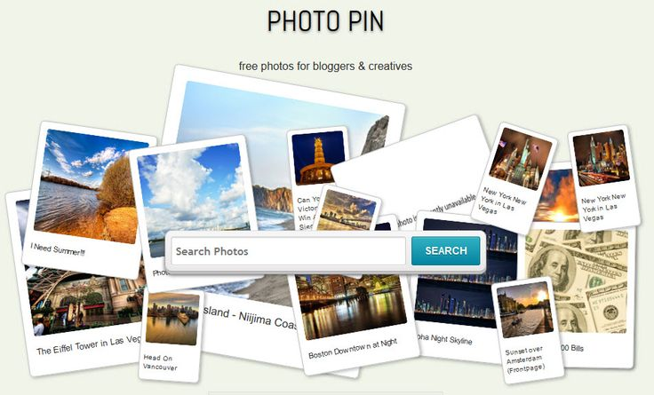 Photopin is a website like Compfight.  It searches Flickr Creative Common images.