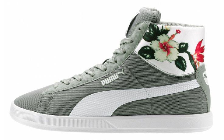 PUMA ARCHIVE LITE MID FLOREAL #PUMA #awlab #floreal #sneaker