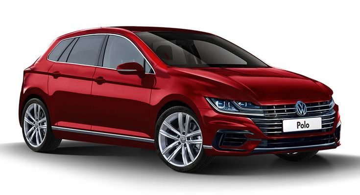 2018 Volkswagen Polo Envisioned With Arteon-Inspired Looks