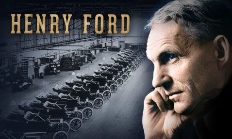 The story of a farm boy who rose from obscurity to become the most influential American innovator of the 20th century.