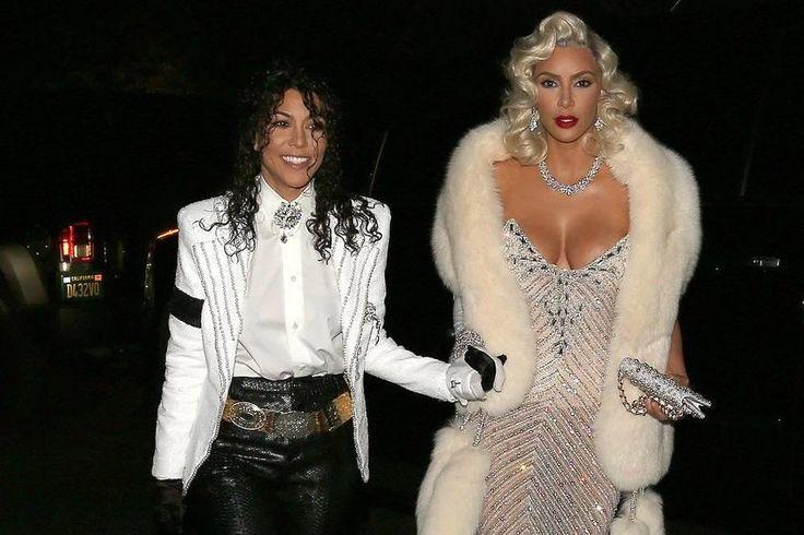 La familia Kardashian sigue inspirándose en la Gala de los Oscar: esta vez siendo Michael Jackson y Madonna