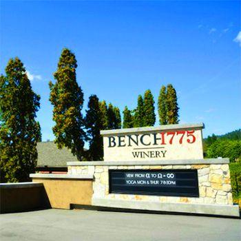Canadian Winery Spotlight: Bench 1775 Winery