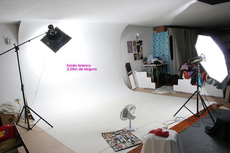 Fundo Infinito Para Estúdio Fotográfico