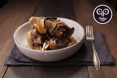 You can't fit an entire cow into a slow cooker. But you can get a start on eating the whole animal with this Slow Cooked Beef Neck Bones recipe.