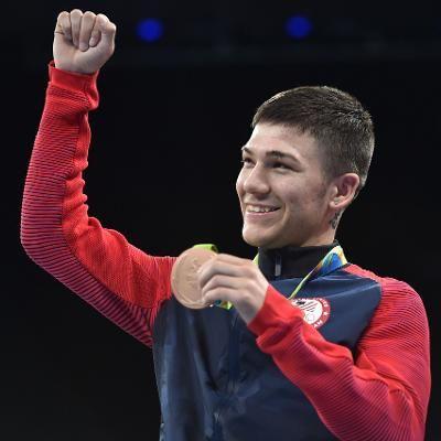 Sports: Olympic Boxer Nico Hernandez Wins Bronze Loses Phone