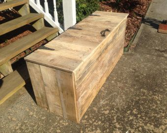 Large Hope Chest/Coffee Table/End of the Bed by LooneyBinTradingCo