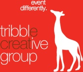 """event differently.""   Tribble Creative Group"