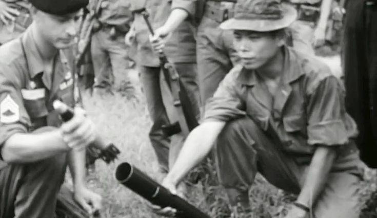 Operation Montagnard (Vietnam War; Special Forces in Central Highlands) 1964 US Army https://www.youtube.com/watch?v=Z5gB4U95g8c #Montagnard #Vietnam