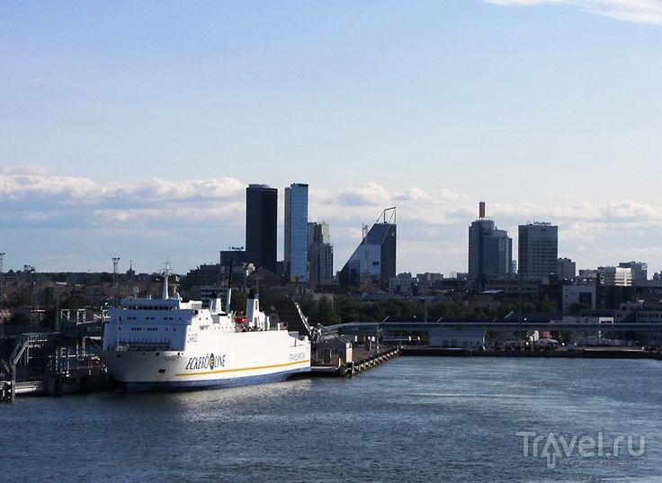 Краткий маршрутник по окрестностям Таллина - добраться до Хельсинки / Эстония