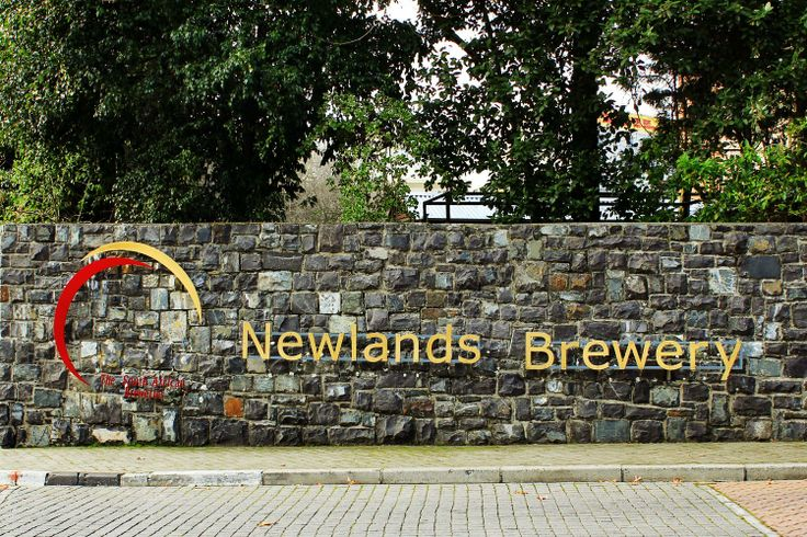 Where all the hops magic happens... The Newlands Brewery #cheers