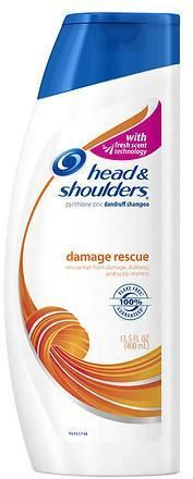 Head & Shoulders Damage Rescue Dandruff Shampoo