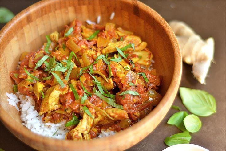 Slow Cooker Chicken Tikka Masala 1