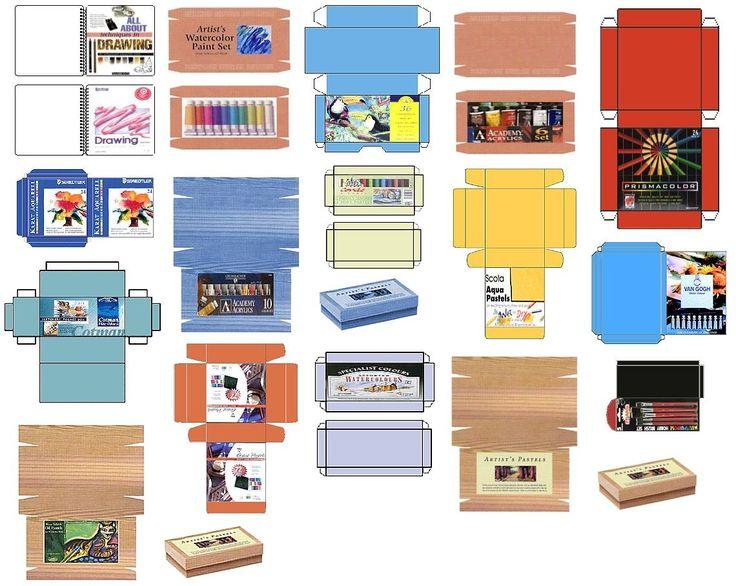 208 Besten Mini Office, Stationery Shop Items Bilder Auf