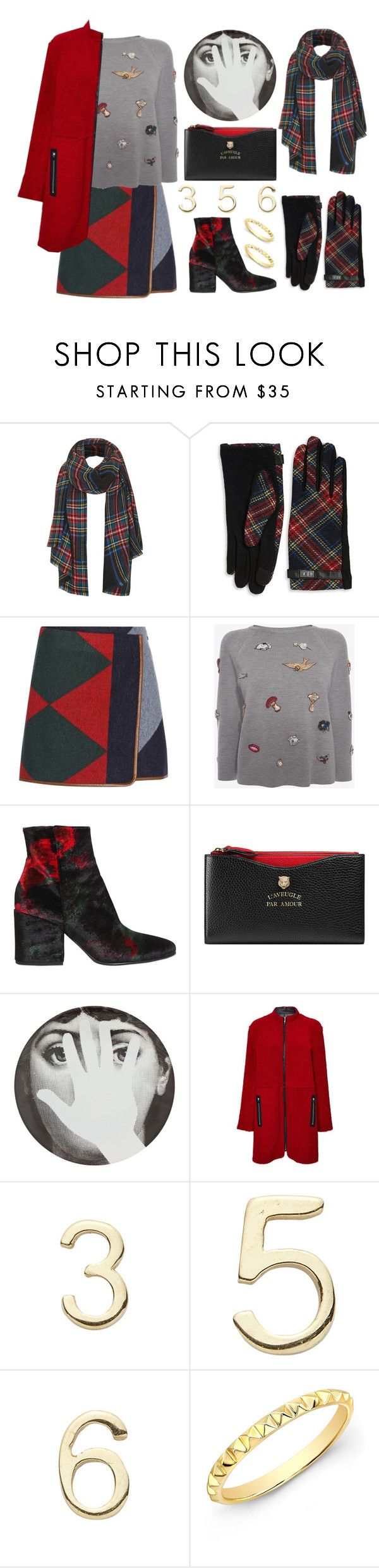 """""""Wool Winter"""" by cherieaustin ❤ liked on Polyvore featuring Topshop, Lauren Ralph Lauren, Tory Burch, Alexander McQueen, Strategia, Gucci, Fornasetti, Sonia Rykiel, Loquet and Anne Sisteron"""