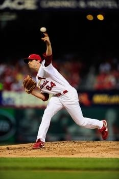 Congrats to starting pitcher John Gast for getting a big WIN in his debut MLB game against the Mets.  Cards won the game 10-4.  5-14-13
