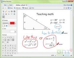 Un tableau blanc virtuel gratuit fonctionnant avec #Skype http://cursus.edu/dossiers-articles/articles/17312/tableau-blanc-virtuel-gratuit-fonctionnant-avec/