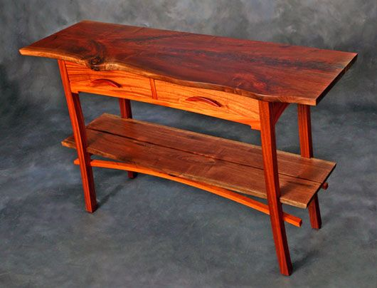 Robert Ortiz Studios | Fine Shaker-Japanese style Furniture | Chestertown Maryland