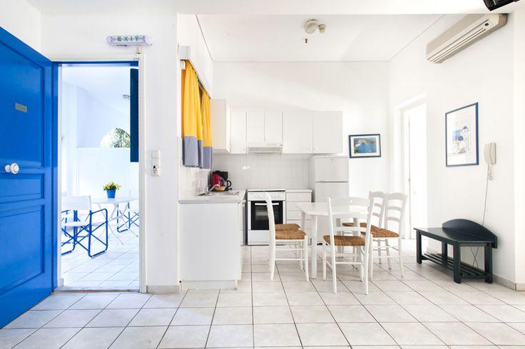 3room apartment kitchen area