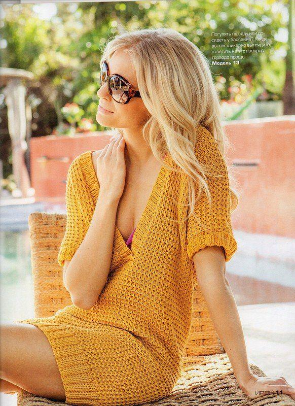 мини платье для лета