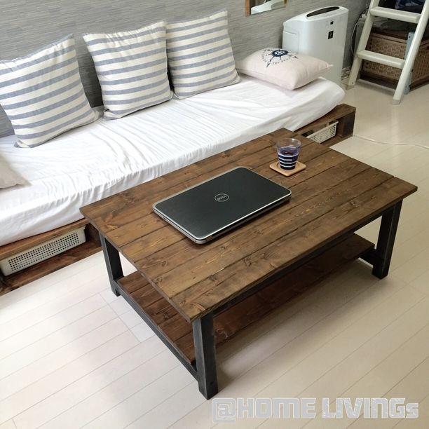 20-ヴィンテージカフェテーブル   ホーム&リビング > 家具 > テーブル ...