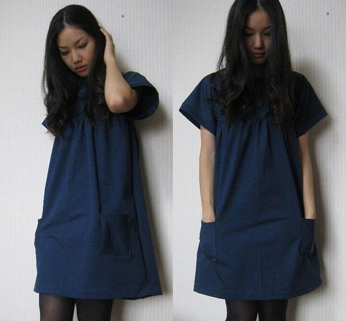 Tuto robe couture pinterest tutoriels pour coudre - Tuto dressing ...
