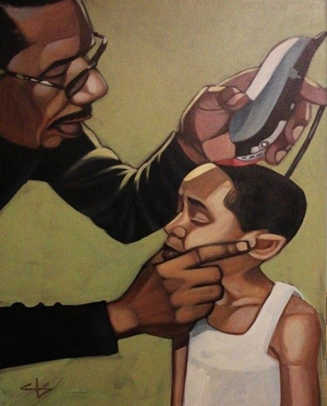 'Hold Still Son' by Cbabi Bayoc                                                                                                                                                                                 More