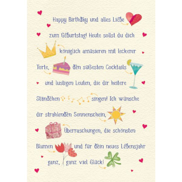 Happy Birthday/Bild1