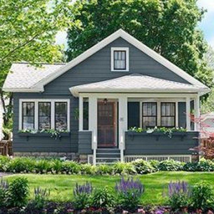 70s Home Exterior Remodel: 70+ Fantastic Small Front Porch Design Ideas