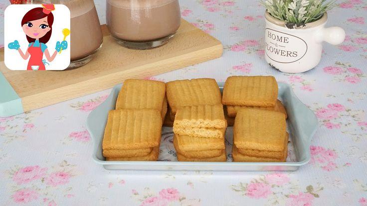 Bebe Bisküvisi Tarifi - Kevserin Mutfağı - Yemek Tarifleri