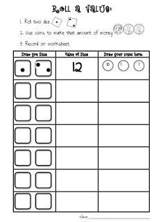 Sarah's First Grade Snippets: math