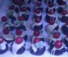 oreo cheesecake balls