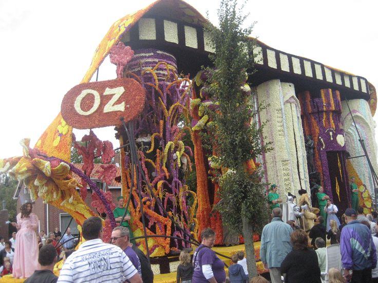 flower parade 2009
