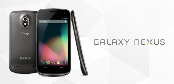 Samsung Galaxy Nexus - fantastic phone with a pure Android experience