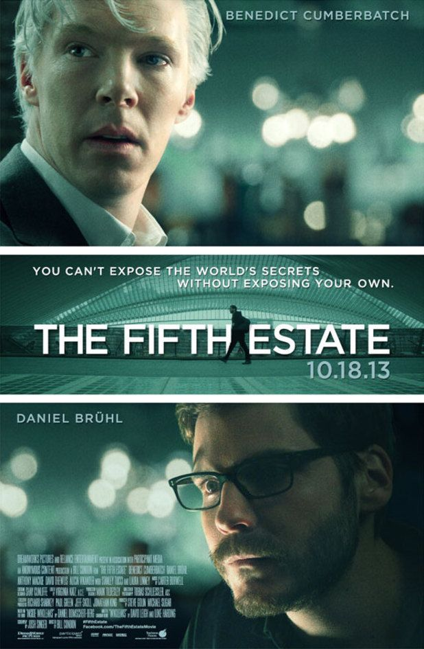 The Fifth Estate. I was surprised at how good this movie was!!!! I definitely recommend (not just because of Benny ❤️)
