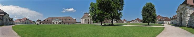 Salina real de Arc-et-Senans