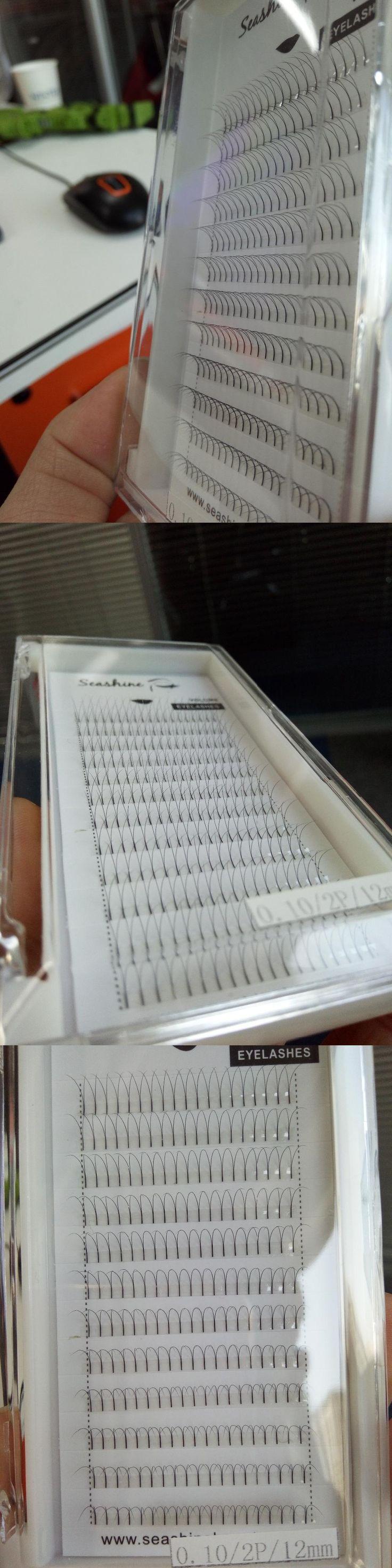 [Visit to Buy] Hot sale Premade Volume Lash 2D Volume Fans Semi Permanent Individual Eyelash Extensions free shipping #Advertisement