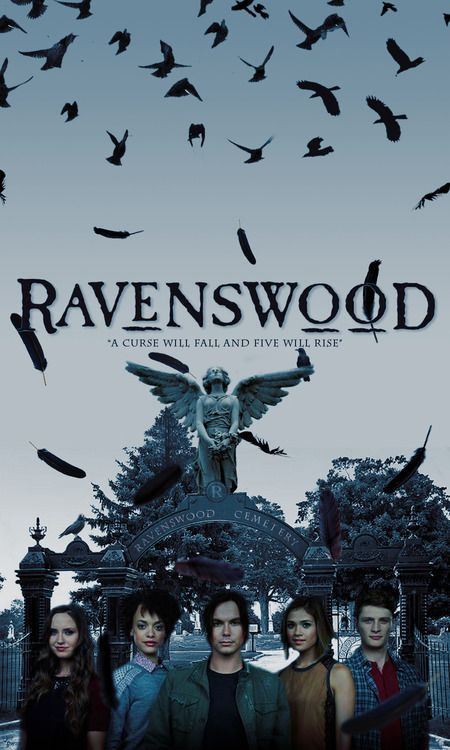 I watched the Marathon of ravenswood yesterday and I am just obsessed with theis show!!!!!