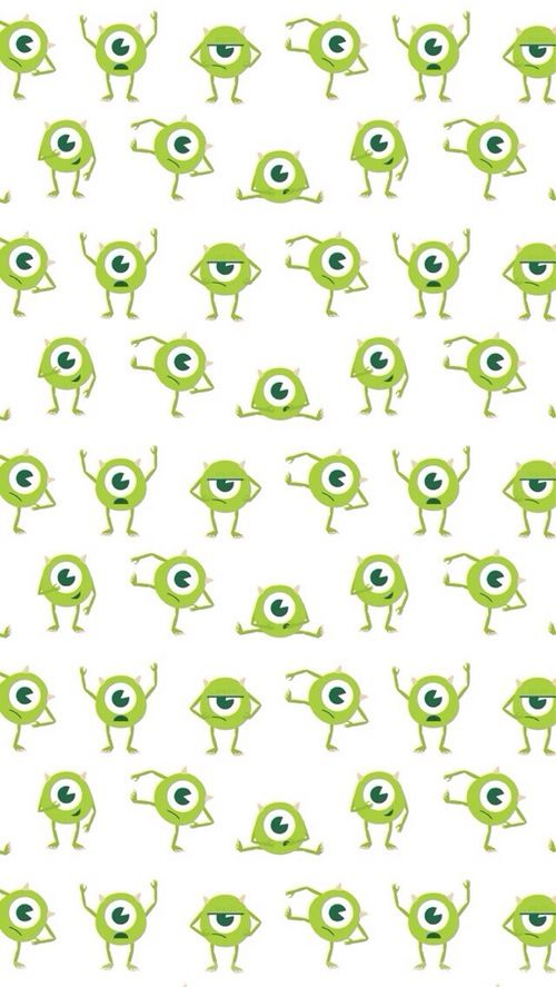 Mike wallpaper monsters inc. wallpaper / iphone