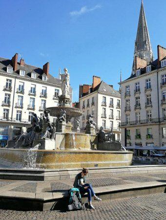 Plaza Real de Nantes