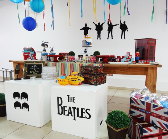 .::Layouteria | Crafts::..: Festa Beatles do Raul!