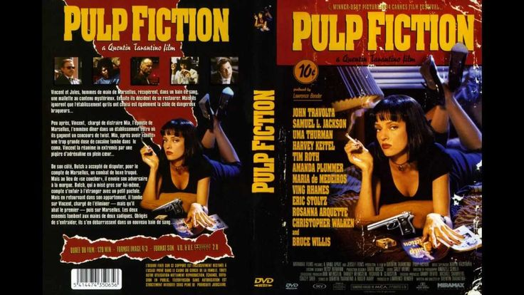 Pulp Fiction Original Soundtrack (Collectors Edition) I don´t have any rights on this Track. It is taken from the original Soundtrack CD.