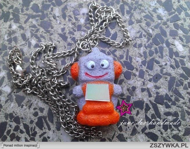 Pani Robotka :) zapraszamy na JANE DOE HANDMADE na fb :)