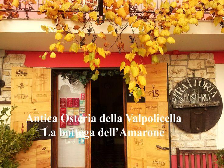 Antica Osteria della Valpolicella Loc, san Rocco Via Monti Lessini 33