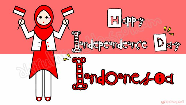 indonesian independence day - Google keresés