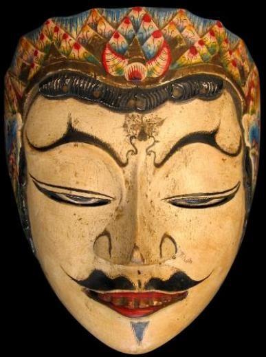 280. Mask, Central Java, Topeng