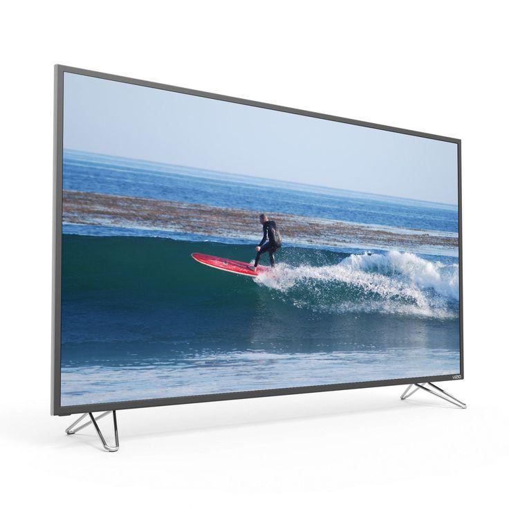 Vizio 55-inch Smartcast Refurbished 4K Smart HDR LED Home Theater Display