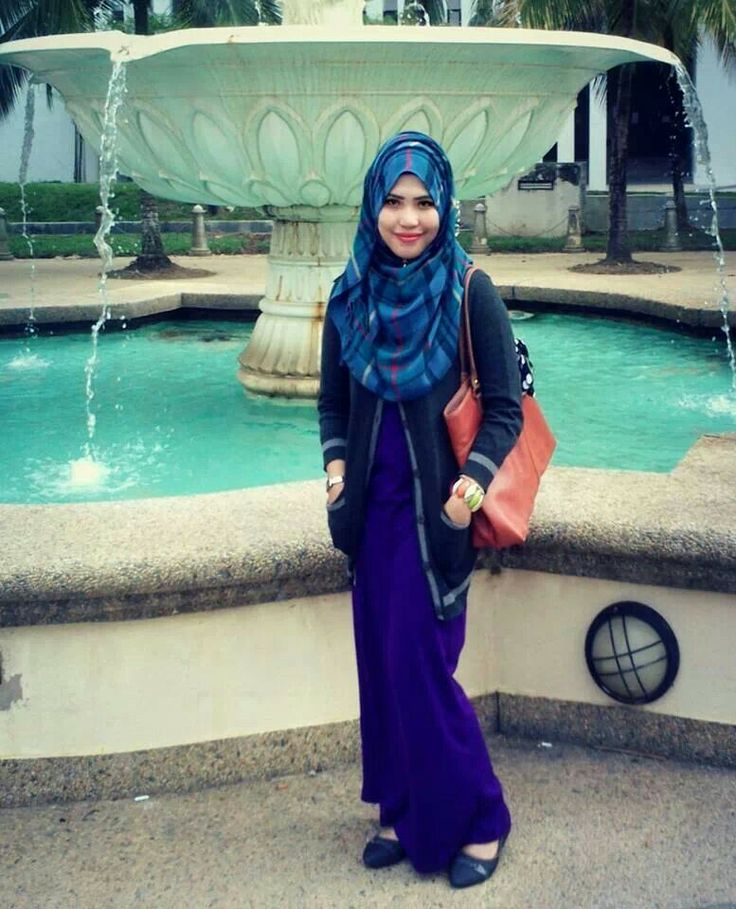 15 Best The Beauty Of Muslimah Images On Pinterest Hijab Fashion Hijab Styles And Hijab Outfit