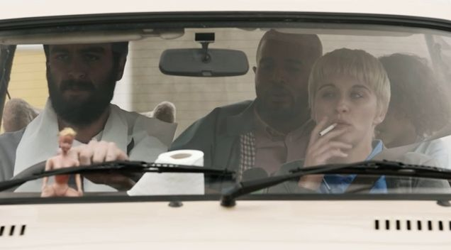 Woody, Lol, Milky This is England 90 deleted scenes