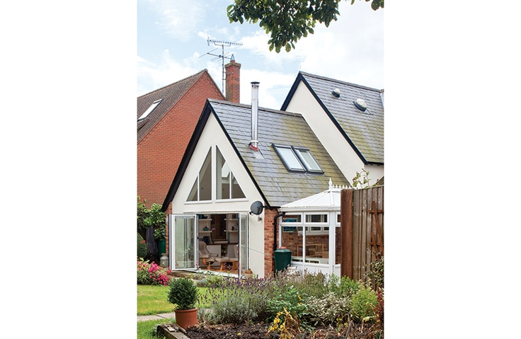 Great home by Potton. It's and affordable and lifetime home www.self-build.co.uk