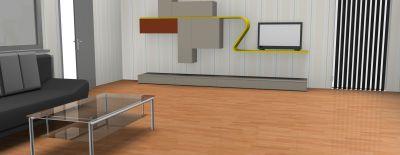 Wij maken vrijblijvend een drie dimensionaal ontwerp voor u. www.dekastenmaker.nl